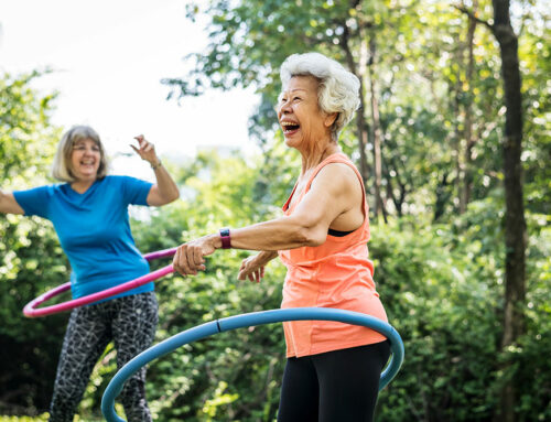 How to Stay Motivated and Work Out in Senior Living
