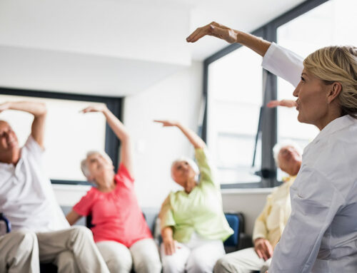 5 Tips for Staying Active with Arthritis in Assisted Living
